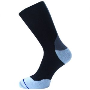 1000 Mile Men's Fusion Sock - Black, Large