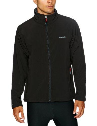 Regatta Men's Cera Soft Shell - Black, Large