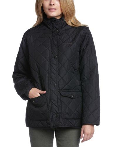 Regatta Women's Missy Insulated Jacket - Black, Size 14