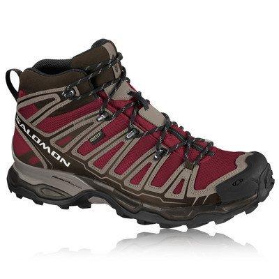 Salomon Womens X Ultra Mid GORE-TEX Waterproof Trail Walking Boots