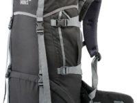 Gelert Explorer Rucksack - Black, 65 Litre