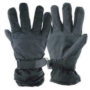 Highlander Mountain Gloves - Black, Large