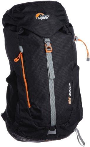 Lowe Alpine Airzone Backpack - Black/Pumpkin, Size 35