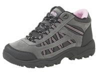 New Dek Ladies Womens Grey Pink Black Hiking Walk Trek Trail Boots Sizes 3 to 8