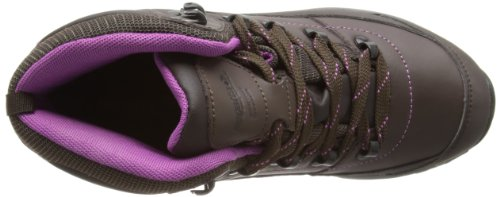 0353286452a Regatta Womens Lady Brookland Mid Trekking and Hiking Boots