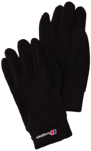 Berghaus Mens Spectrum Warm Fleece Glove Black L