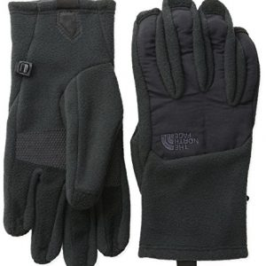 The North Face Men's Denali Etip Gloves - TNF Black, Large