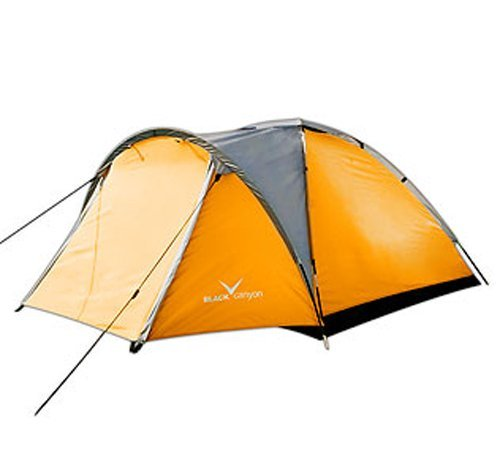 Black Canyon Tent Outdoor For 3 Persons Orange