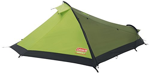 Coleman Aravis 2 Tunnel Tent - Green, Two Person