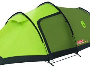 Coleman Caucasus 300 Tunnel Tent - Green, Three Person