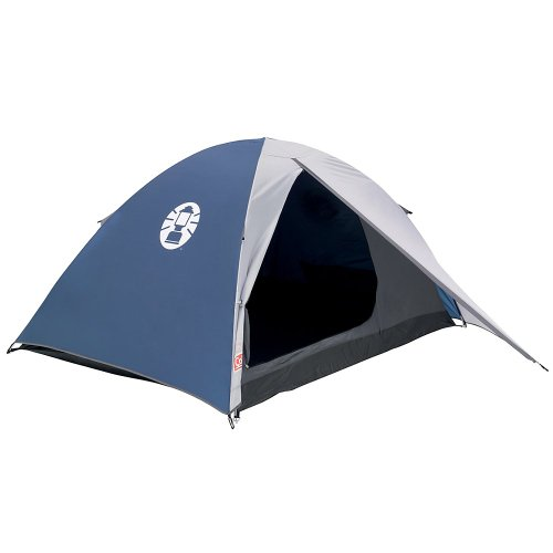 Coleman Weekend Tent - Blue/Grey, Three Person