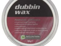 Mountain Warehouse Water Repellent Leather Dubbing Care Shoe Walking Boot Protector Dubbin Wax One One Size