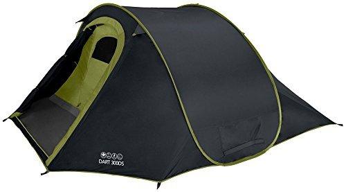 Vango Dart Double Skin Pop up Tent - Black 3 Person  sc 1 st  Mens Hiking boots u2013 Hikingboot.co.uk & Dart Double Skin Pop up Tent - Black 3 Person