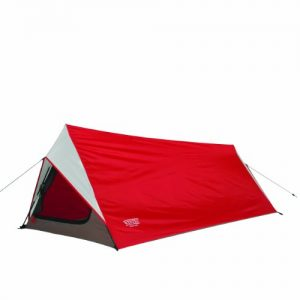 Wenzel Starlite Hiker 1 Person Tent - Red
