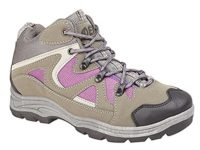 Ladies DEK Grey Lilac Hiking Walk Trail Trek Boot Sizes 3 4 5 6 7 8 9 CLEARANCE
