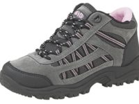 WOMENS GIRLS HIKING WALKING TRAIL TREKING RAMBLING BOOTS SHOES SIZE 3 - 8