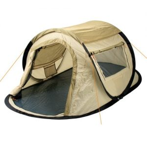 CampFeuer® - 2-Person PopUp Tent, Quick-Tent