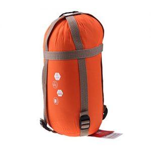 Anself Envelope Outdoor Sleeping Bag Camping Travel Hiking Multifuntion Ultra-light