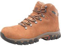 Mendip Brown Brown Karrimor Mens Mendip Nubuck 2 Weathertite Hiking Boots Brown