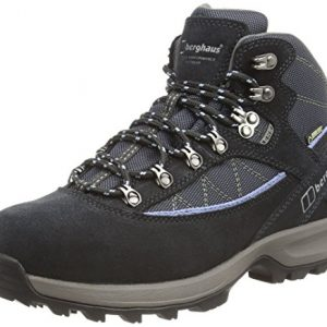 Berghaus Explorer Trek Plus GTX, Women's High Rise Hiking Shoes