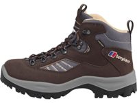Berghaus Womens Explorer Trek Gore-Tex Tech Hiking Boots Dark Brown