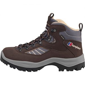Berghaus Womens Explorer Trek Gore-Tex Tech Hiking Boots Dark Brown
