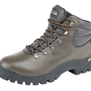 'Highlander II' Waterproof Hiking Boot Vibram Sole