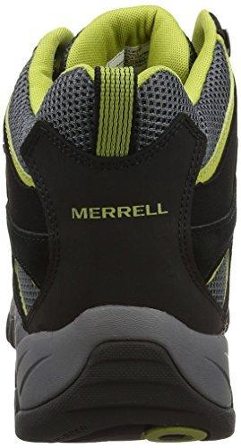 6fac0ffd Merrell Ridgepass Mid Waterproof, Men's High Rise Hiking Shoes