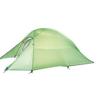 NatureHike Outdoor Tent Double-layer Camping Tent Lightweight 4 seasons Tent