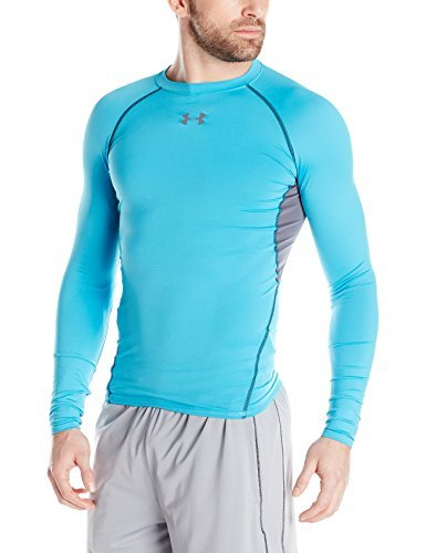 Under Armour Men's HeatGear Long Sleeve Compression Top