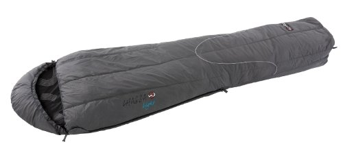 Wilsa Lhassa Light rectangular sleeping bag, single layer, Isolane 3D fill, rip-stop
