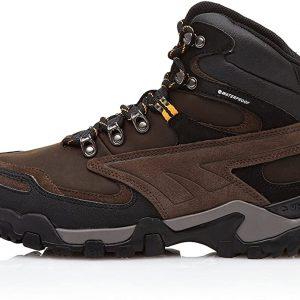 hi-tec men's maine wp hiking boot