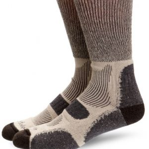Bridgedale Coolfusion Light Hiker Men's Sock - Charcoal, 9-11.5
