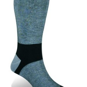 Bridgedale Everyday Outdoors Coolmax Liner Twin Pack Men's Sock - Grey, 9-11.5