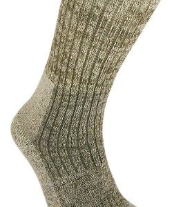 Bridgedale Merinofusion Trekker Men's Sock - Stone, 6-8.5