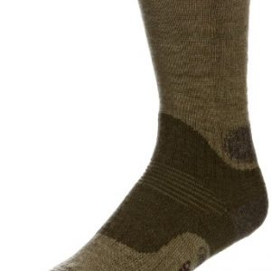 Bridgedale Woolfusion Trekker Men's Sock - Green, 6-8.5