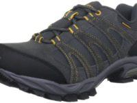 Hi-Tec Mens Alto Low WP Trekking and Hiking Boots