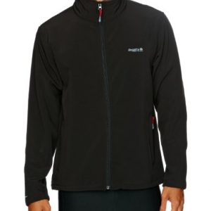 Regatta Men's Cera Soft Shell - Black, Large