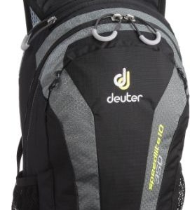 Deuter Speed Lite 10 Alpine Rucksack black-titan 40 x 23 x 13