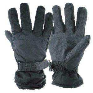Highlander Mountain Gloves - Black, Large