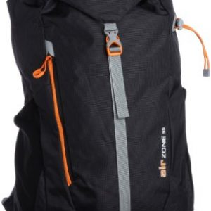 Lowe Alpine Airzone Backpack - Black/Pumpkin, Size 35