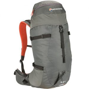 Montane Medusa 32 Litre Backpack - Shadow/Black