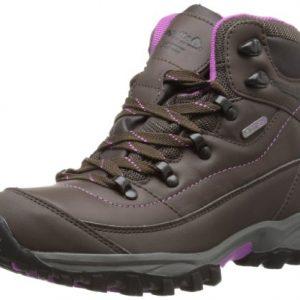 Regatta Womens Lady Brookland Mid Trekking and Hiking Boots