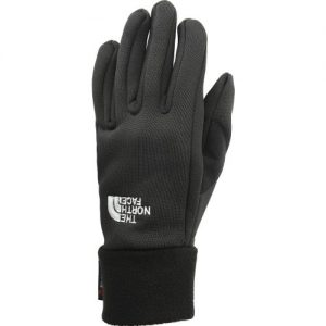The North Face Women's Power Stretch Gloves - Tnf Black, Large