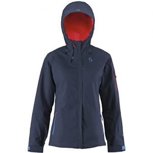 Scott W Quorra 100 Jacket - Black Iris - S - Womens high quality technical Gore-Tex® ski and snowboard jacket