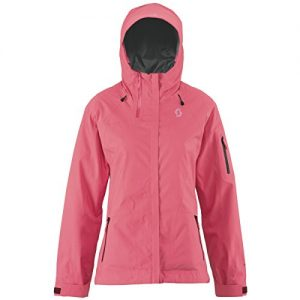 Scott W Quorra 100 Jacket - Rouge Red - L - Womens high quality technical Gore-Tex® ski and snowboard jacket
