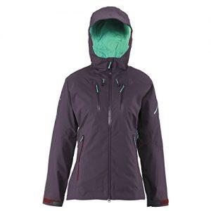 Scott W Quorra 150 Jacket - Night Purple - M - Womens high quality technical Gore-Tex® snow sports jacket