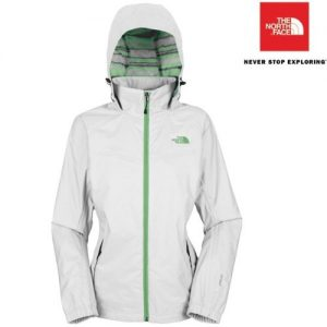 The North Face Potent Jacket Women Größe: XL Farbe: white