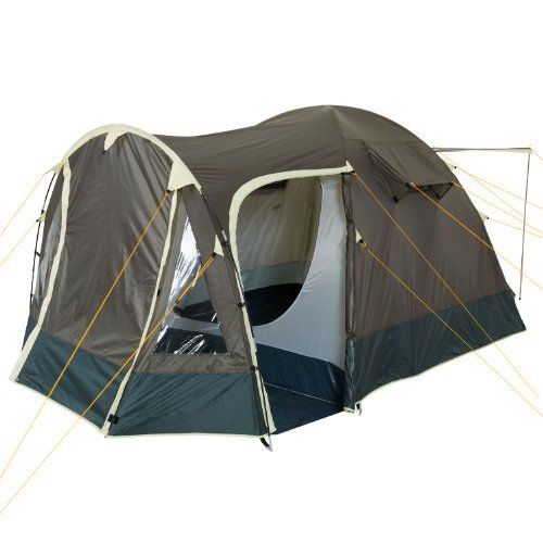 cheap 4 man tent with porch