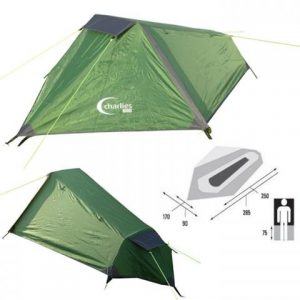 Charlies Outdoor Leisure Beris 1 Man Camping Tent